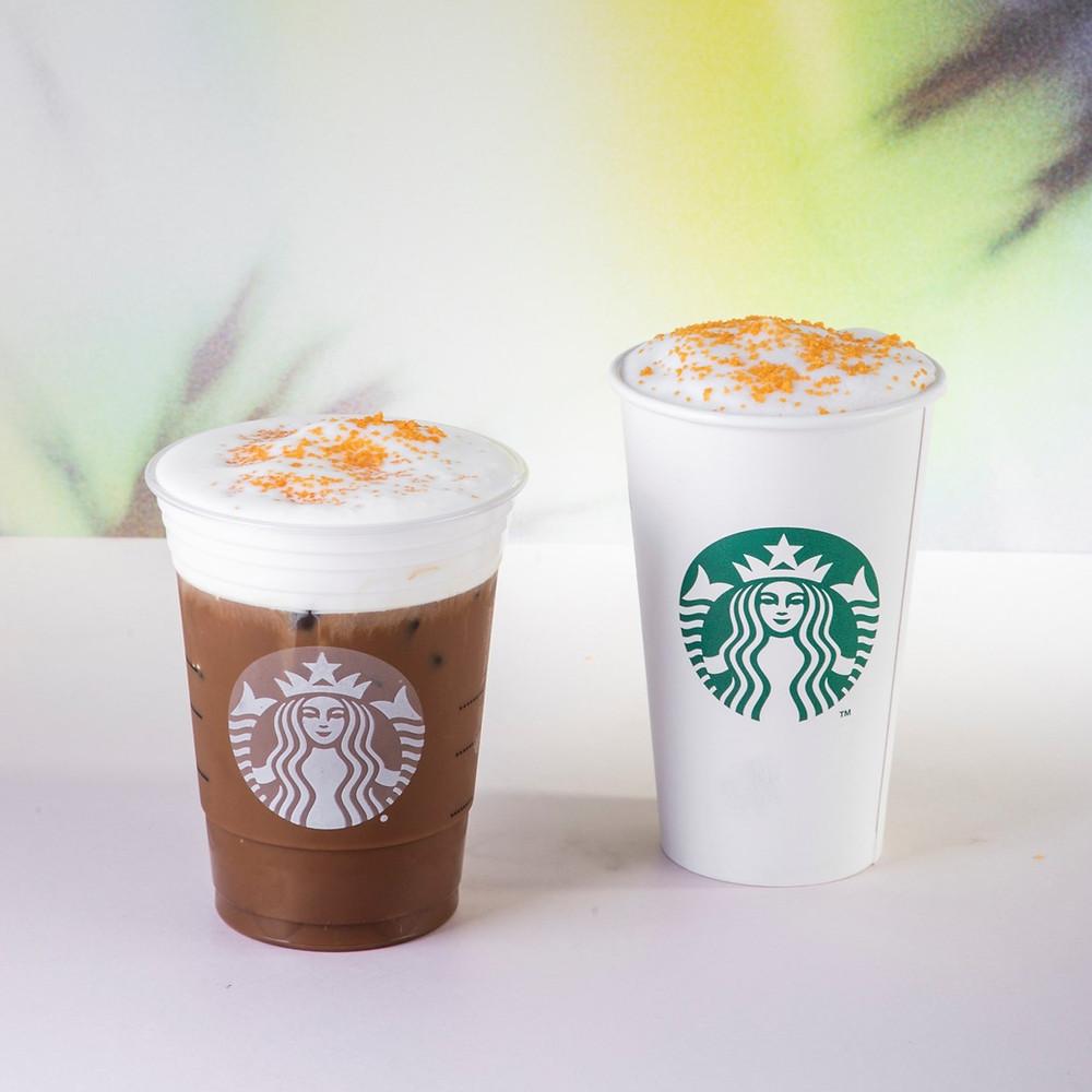 Nueva Mocha Naranja de Starbucks