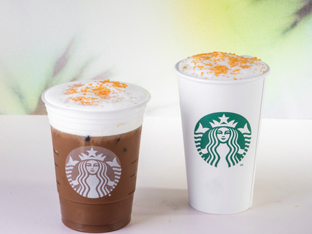 Starbucks lanza dos nuevas variedades de Mocha