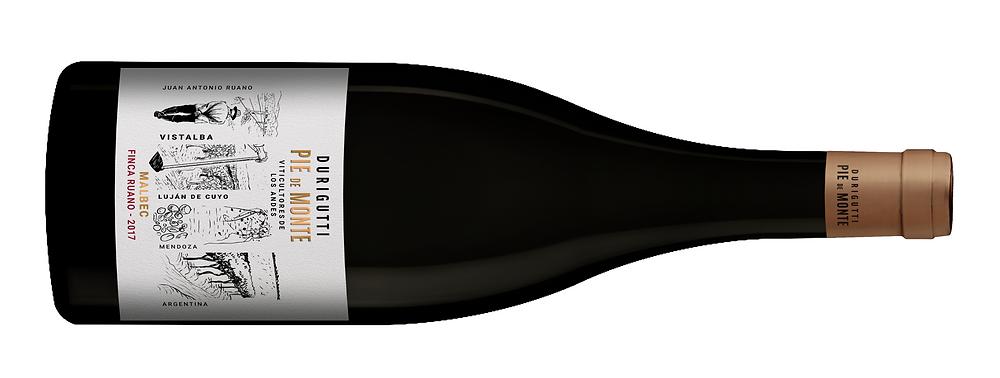 nueva línea de vinos de Durigutti