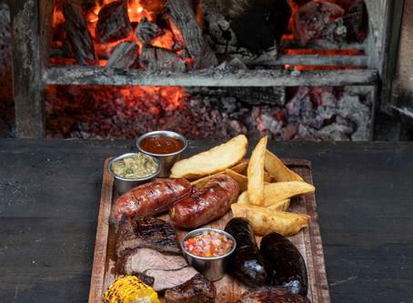 Nuevo menú en (el delivery de) los Refugios Patagonia