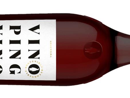 Ping: simple y cumplidor el vino en botella retornable