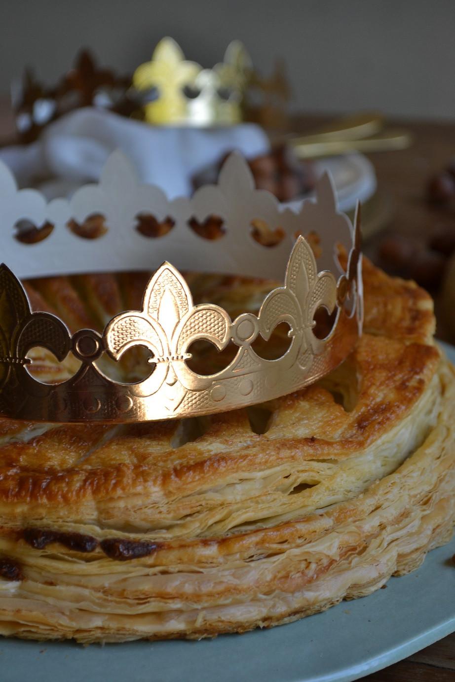 Galette des Rois de Cocu Boulangerie