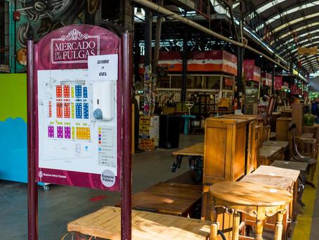 Vuelve la Feria Vegana al Mercado de las Pulgas