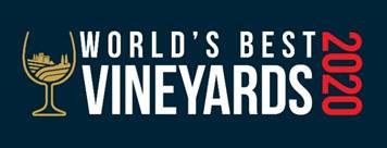 Logo de World´s Best Vineyards 2020