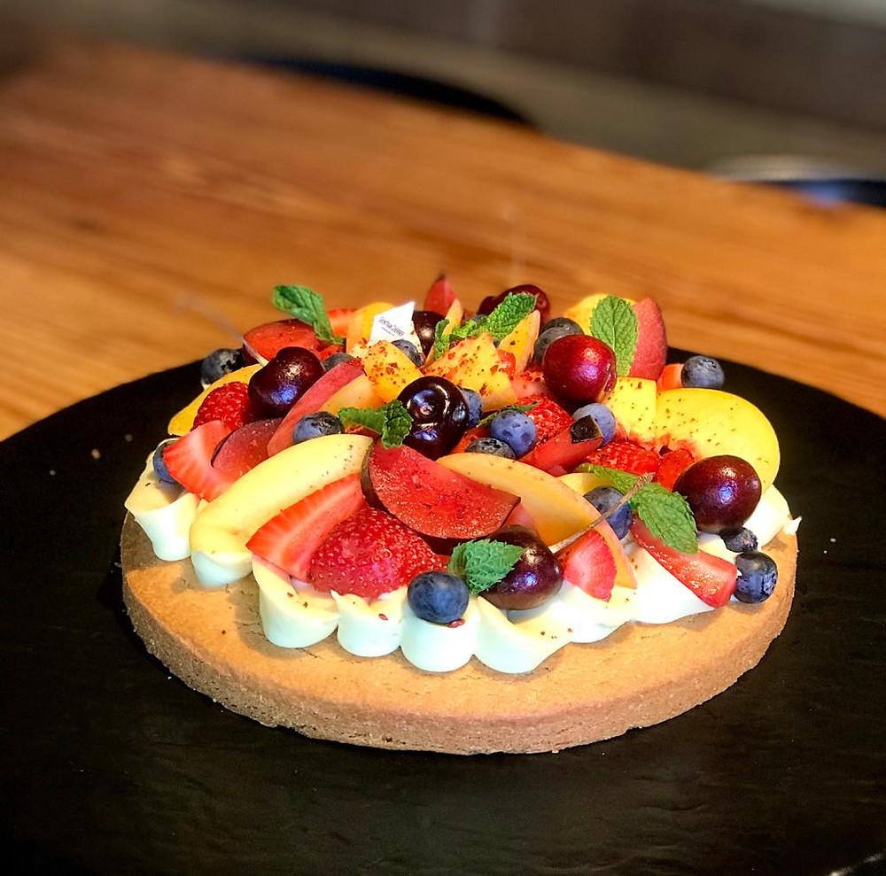 Torta de Gontran Cherrier
