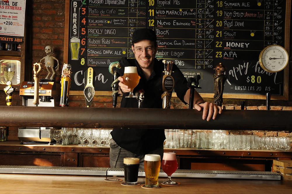 curso online de cervecería