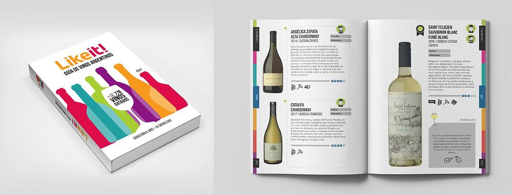 nueva guia de vinos argentinos Like It!
