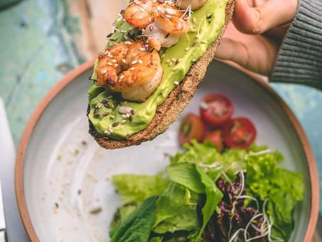 Eggs & Greens Café: cocina saludable y gluten free