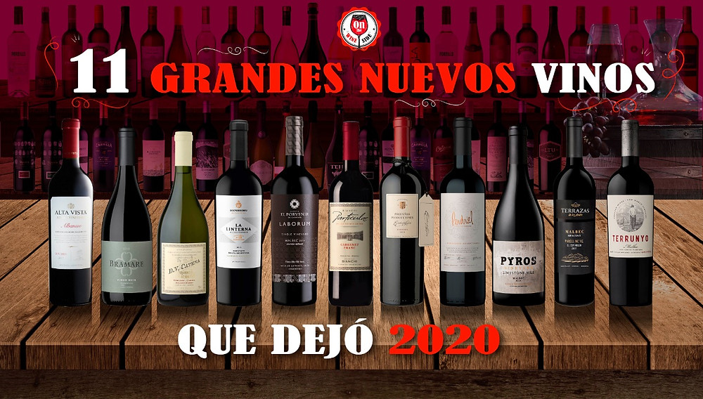 11 grandes nuevos vinos que dejó 2020