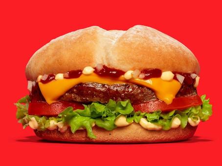 Mostaza incorpora una burger vegana a su pizarra