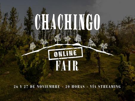 Chachingo Fair llega este año en versión online
