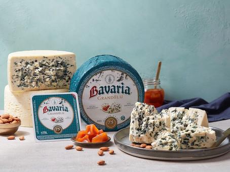 Bavaria lanza un nuevo queso azul con más tiempo de maduración