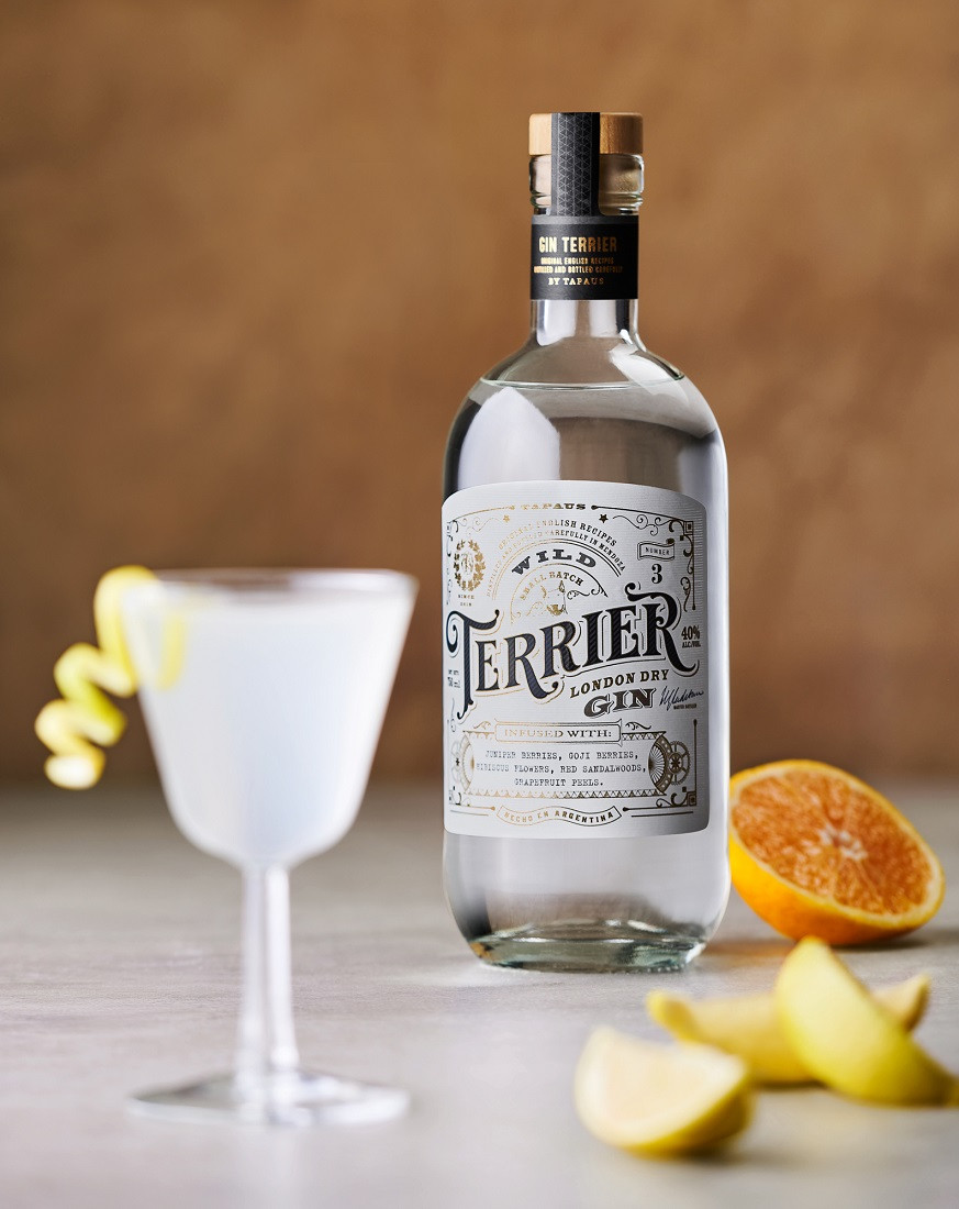 Gin Terrier London Dry Wild