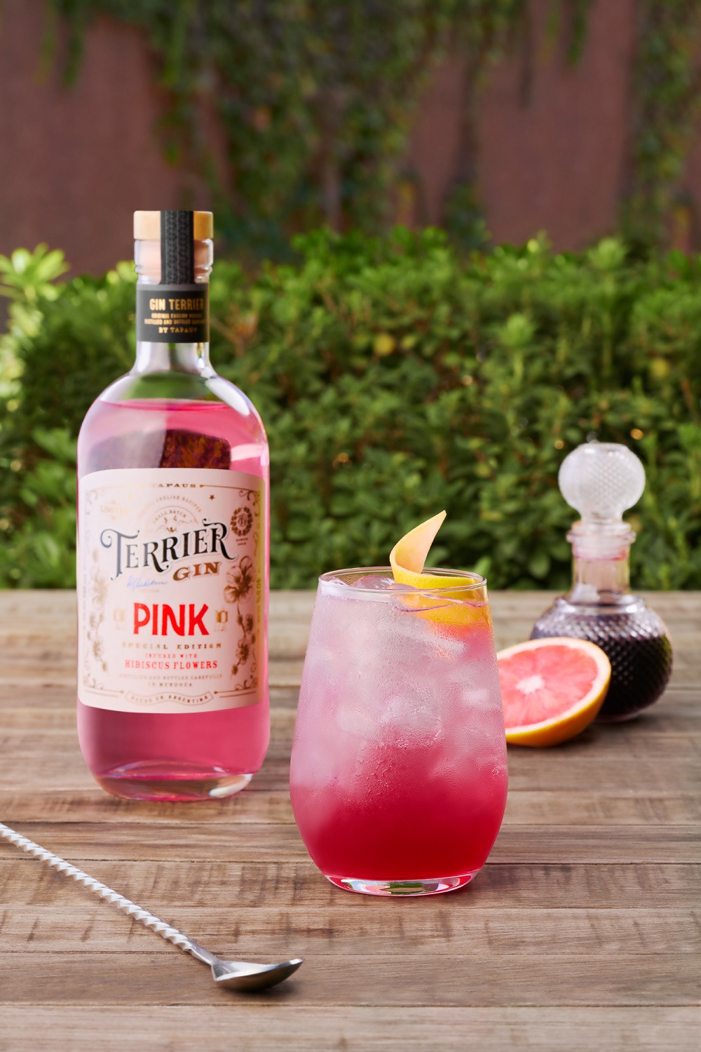 Gin Terrier Pink