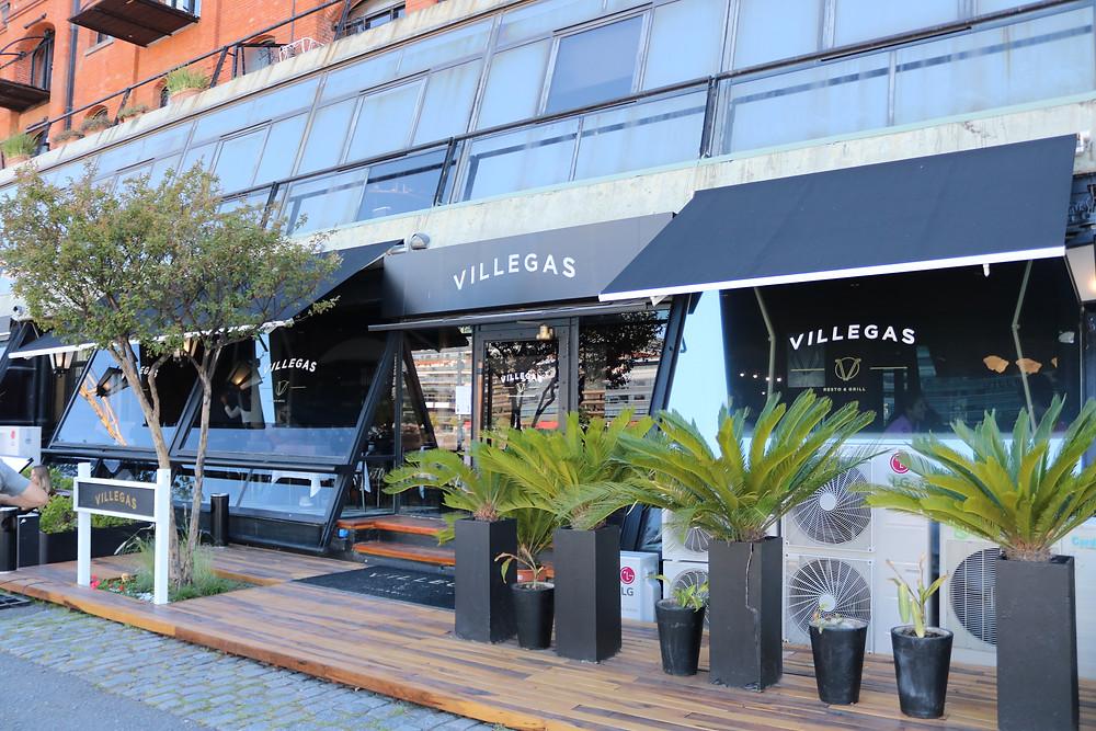 Villegas Puerto Madero