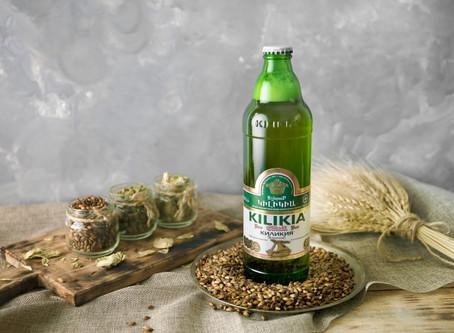 ¿Alguna vez probaste cervezas armenias?