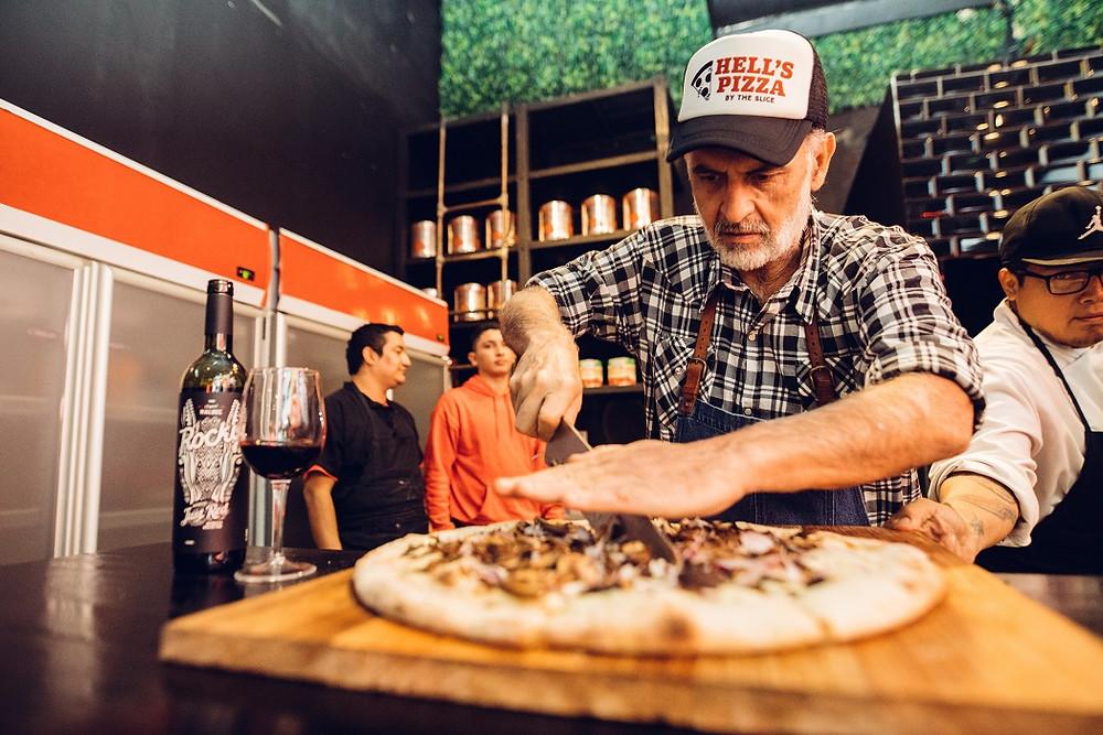 Danilo Ferraz Hells Pizza