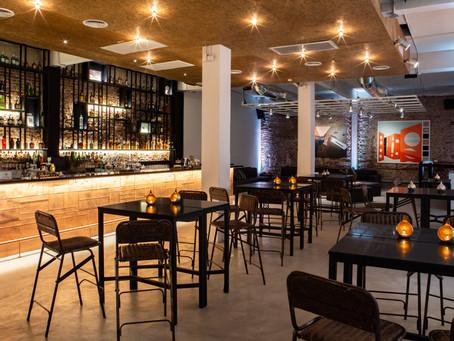 Puente G abre con un formato pop up y restaurant
