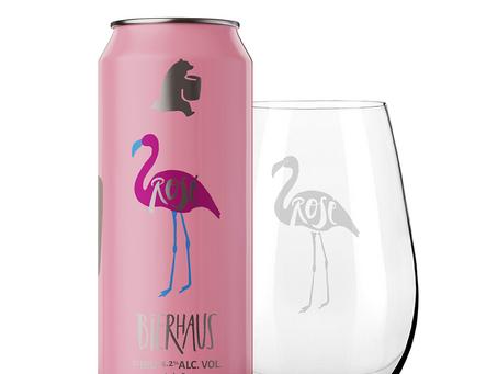 Santa Rosé, la nueva lager con un toque de hibiscus de Bierhaus