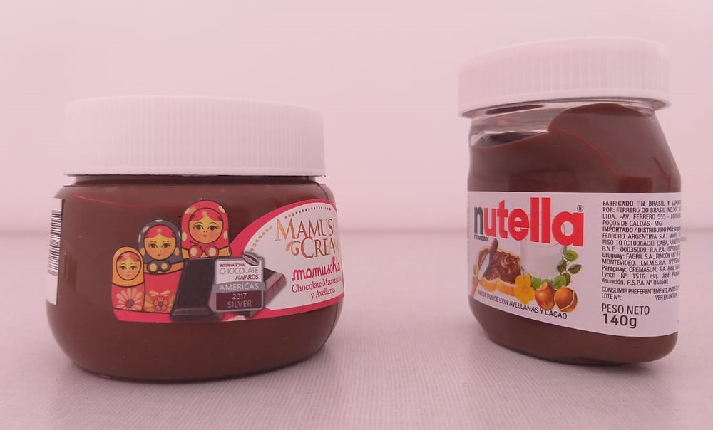 MamuschCream Nutella