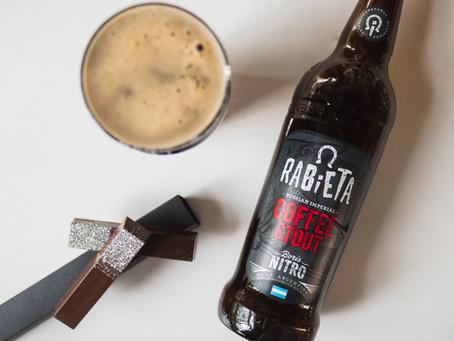 Rabieta + Chachingo= Russian Imperial Coffee Stout