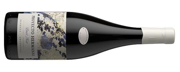 Proyecto Hermanas Pinot Noir 2018