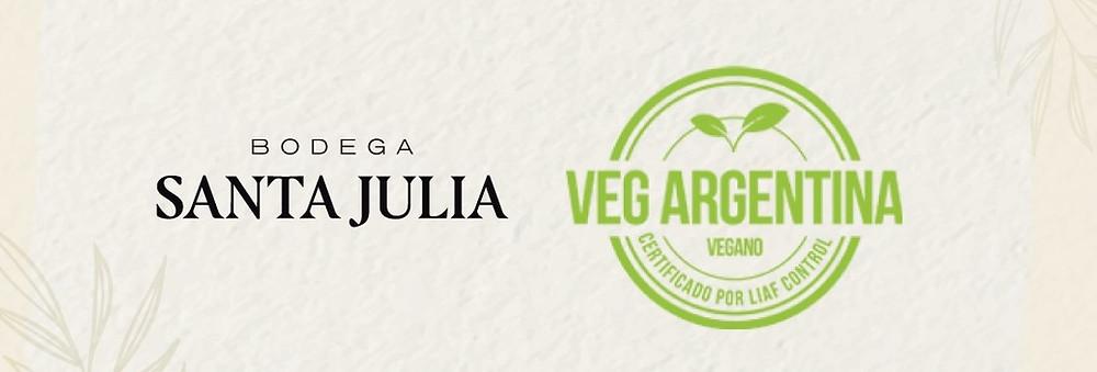 santa julia vino vegano