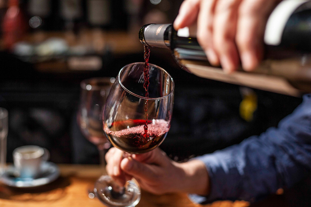 the wine biz