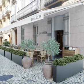 La Cabrera abre su primer restaurant en Europa