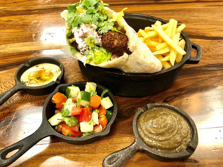 Semana de la cocina israelí en el Hilton Buenos Aires