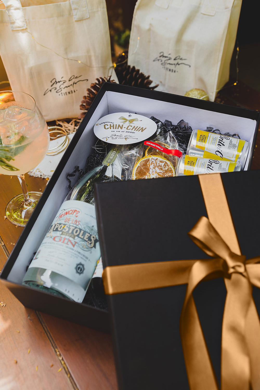 box gin tonic de Inés de los Santos