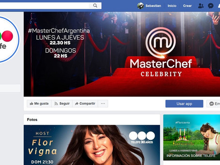 MasterChef a la Carta, solo por Facebook Watch