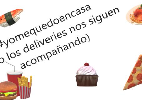 Acompañamos el #yomequedoencasa