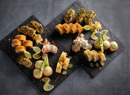 SushiClub amplía su propuesta veggie