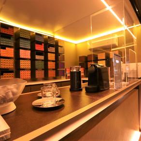 El pop up store de Nespresso llega a La Plata