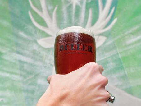 No sólo de cerveza vive Buller