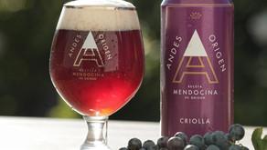 Andes lanza una wine beer colaborativa con Chachingo