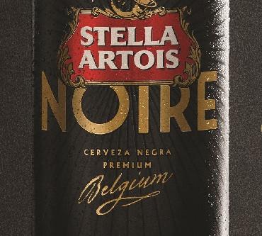 Stella Artois lanza una nueva lata de su cerveza Noire