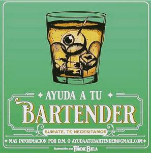 Ayudá a tu bartender