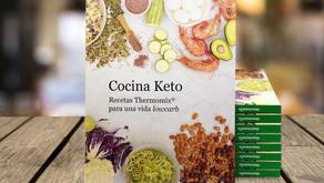 Thermomix lanza su colección argentina de libros de cocina