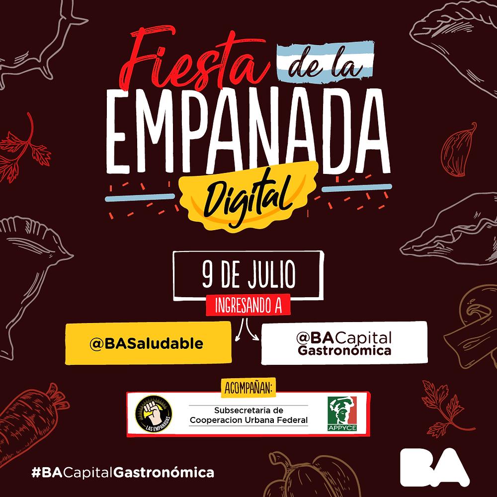 Fiesta de la Empanada Digital
