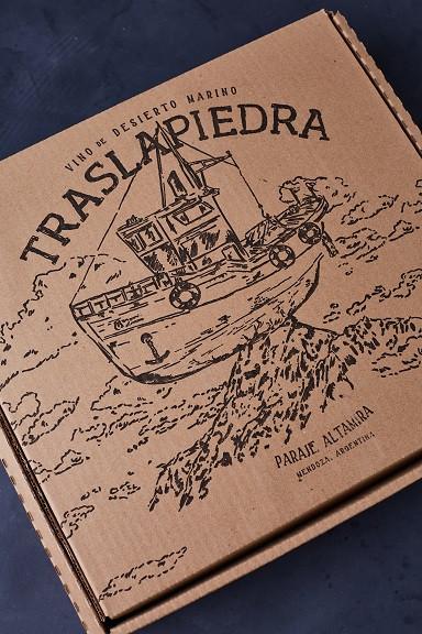 box traslapiedra
