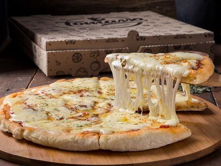 Este verano las pizzas de Tomasso llegan a Bariloche