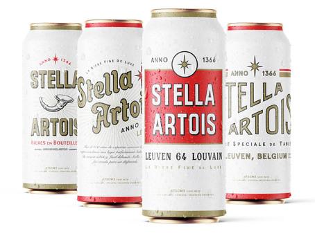 Stela Artois lanza su edición especial Vintage