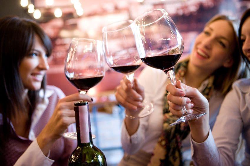 El vino celebra llega a el barrio de Retiro