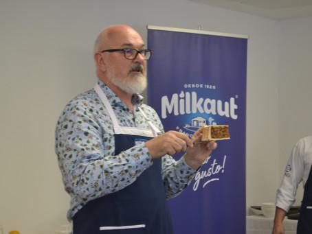 Milkaut llega a Buenos Aires