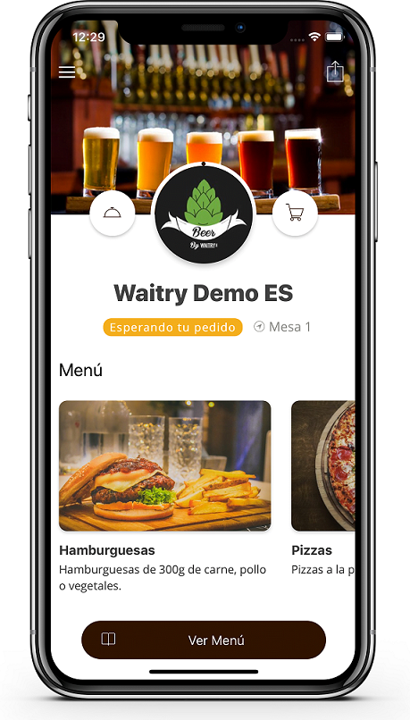 app waitry