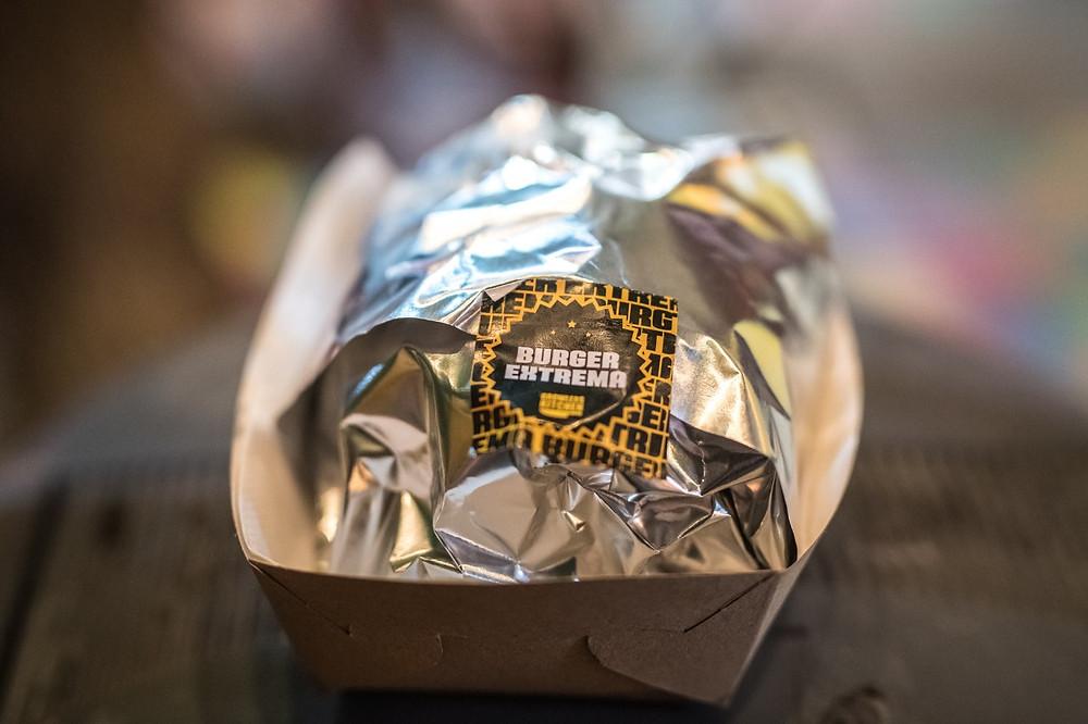 Growlers delivery Caballito Hamburguesa