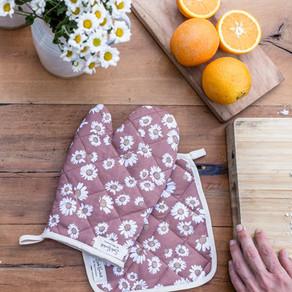 Sole Nardelli presenta su línea de textiles sustentables para la cocina