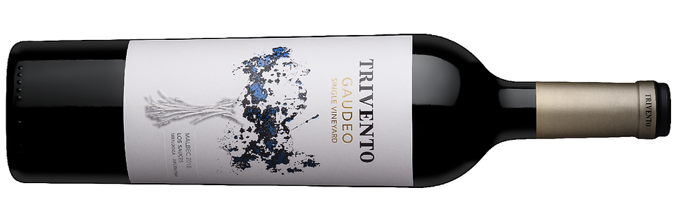 Trivento Gaudeo Single Vineyard Los Sauces 2018